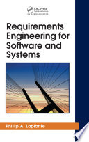 Requirements Engineering for Software and Systems Book