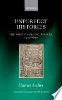 Unperfect Histories