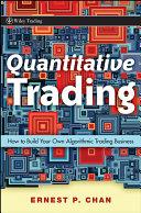 Quantitative Trading Pdf/ePub eBook