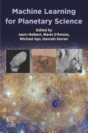 Machine Learning for Planetary Science