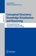 Pdf Conceptual Structures: Knowledge Visualization and Reasoning Telecharger