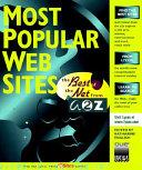 Most Popular Web Sites Book