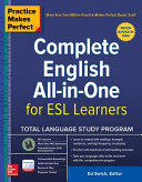 Practice Makes Perfect  Complete English All in One for ESL Learners
