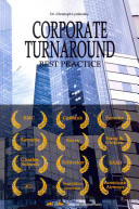Corporate Turnaround Best Practice