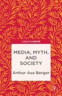 Pdf Media, Myth, and Society