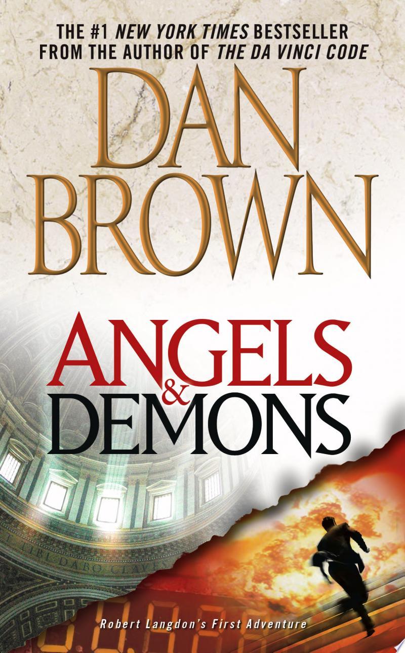 Angels & Demons banner backdrop