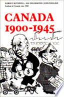 Canada 1900 1945