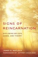 Signs of Reincarnation