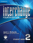 Interchange Level 2 Student s Book with Self study DVD ROM