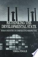 Rethinking the Developmental State