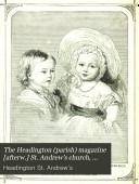 S  Andrew s Church  Headington  Parish Magazine