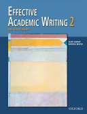 Effective Academic Writing: 2:: The Short Essay