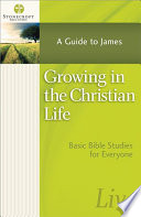 Growing In The Christian Life