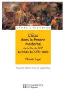 L'Etat dans la France moderne