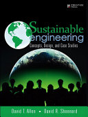 Sustainable Engineering Book PDF