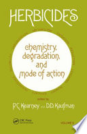 Herbicides Chemistry Book