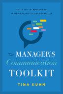 The Manager's Communication Toolkit [Pdf/ePub] eBook