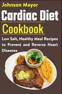 Cardiac Diet Cookbook Book