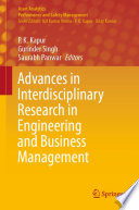 Advances in Interdisciplinary Research in Engineering and Business Management Book