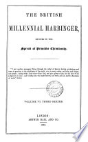 The British Millennial Harbinger Book PDF