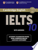 Cambridge IELTS 10 Student's Book with Answers