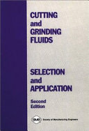 Cutting and Grinding Fluids