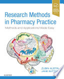 Research Methods in Pharmacy Practice
