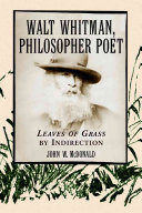 Walt Whitman  Philosopher Poet