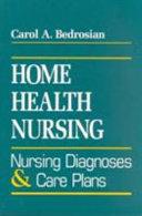 Home Health Nursing Book PDF