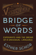 Pdf Bridge of Words Telecharger