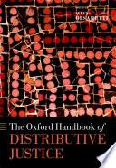 The Oxford Handbook of Distributive Justice