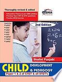 Child Development   Pedagogy for CTET   STET  Paper 1   2  2nd Edition Book