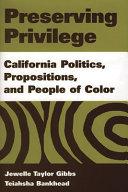 Preserving Privilege
