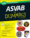 1,001 ASVAB Practice Questions For Dummies (+ Free Online Practice)