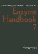 Enzyme Handbook 7