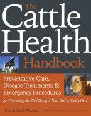 The Cattle Health Handbook