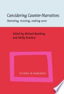 Considering Counter Narratives