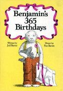 Benjamin s 365 Birthdays