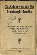 Saskatchewan and the Dreadnaught Question