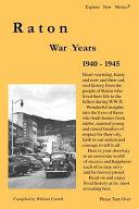 Raton War Years 1940-1945 ebook