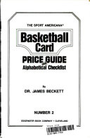 The Sport Americana Basketball Card Price Guide and Alphabetical Checklist