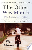 The Other Wes Moore Book