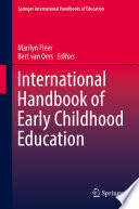 International Handbook of Early Childhood Education