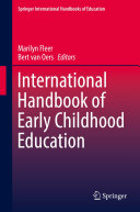International Handbook of Early Childhood Education