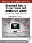 Homeland Security Preparedness and Information Systems  Strategies for Managing Public Policy