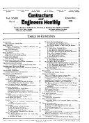 Contractors and Engineers