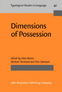 Dimensions of Possession Pdf