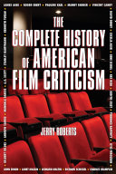 The Complete History of American Film Criticism [Pdf/ePub] eBook