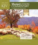 KJV Standard Lesson Commentary Casebound Edition