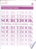 Sourcebook Of Criminal Justice Statistics 1994